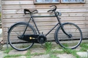 1934 Golden Sunbeam Bicycle