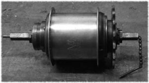 Sturmey-Archer-K-hub